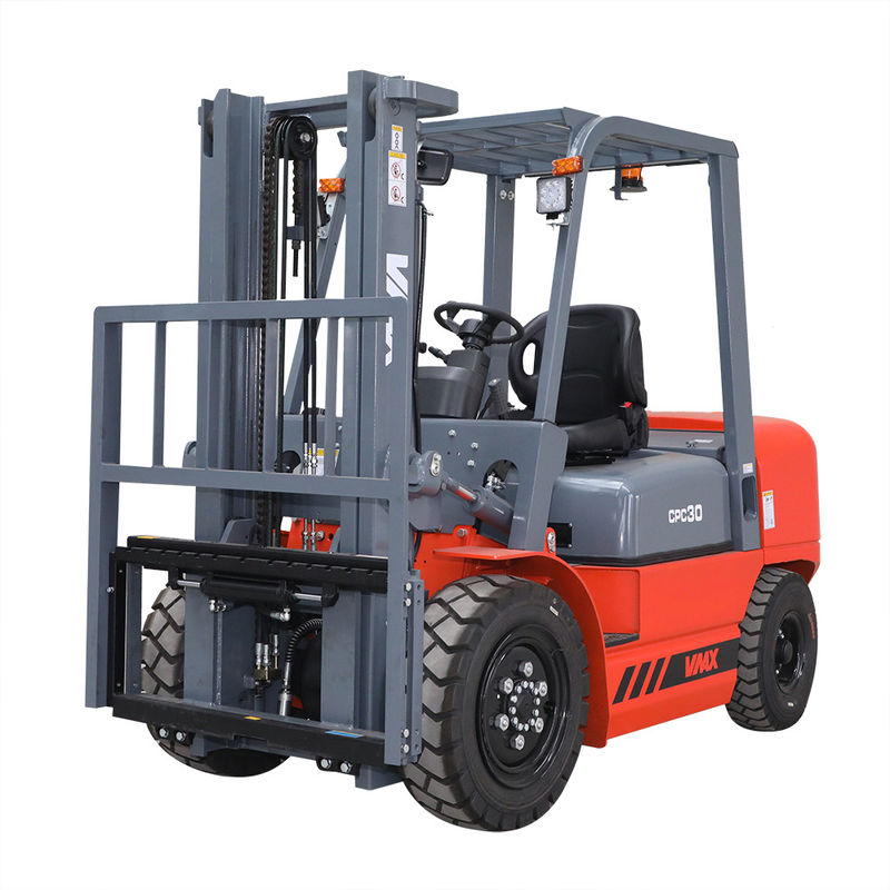 Mini Hydraulic Manual Industrial Lift Truck 1220 Fork Length 3 Ton ISO9001