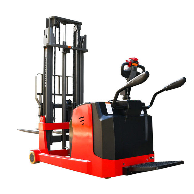 Ac motor MAX lifting height 3000mm Counterbalance 1.5 ton Forklift without Legs